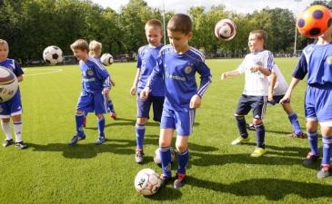 Игры футбол - играть онлайн бесплатно для мальчиков в