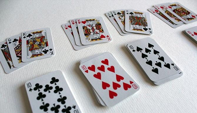 онлайн гадание на 4 карты ленорман